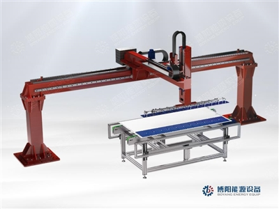 AUTOMATIC LAYUP MACHINE
