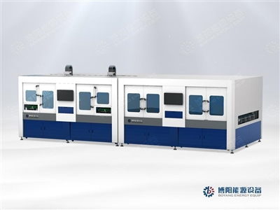 LAMINATED  WELDING MACHINE